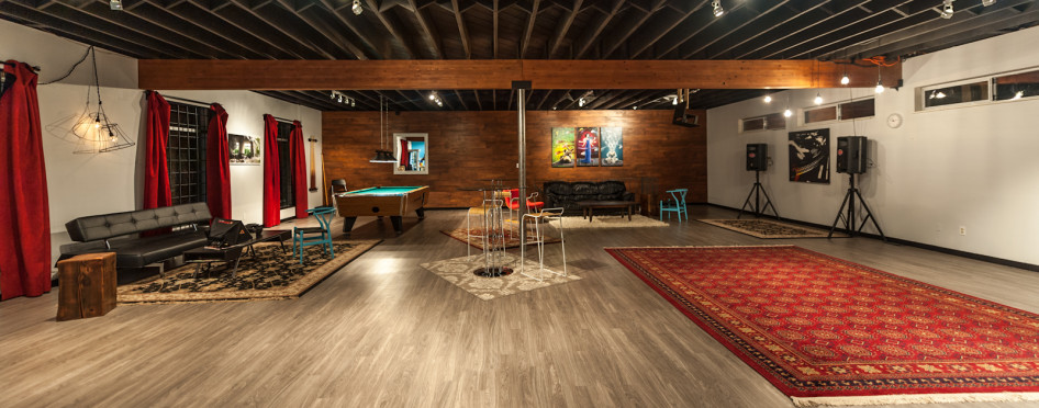 Soundhouse Studios - Mezzanine Event Space