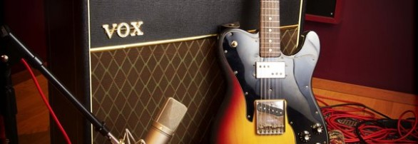 Gear Review: VOX AC30 Guitar Amp