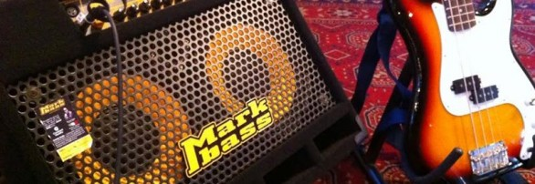 Gear Review: Markbass CMD102P Bass Amp