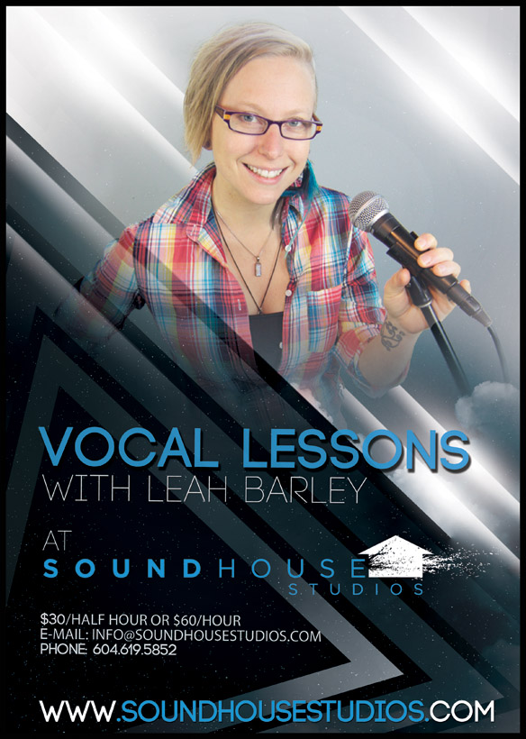 Vocal Lessons in Vancouver